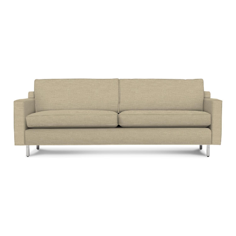 Mitchell Gold + Bob Williams Hunter Studio Sofa w/ Slipcover