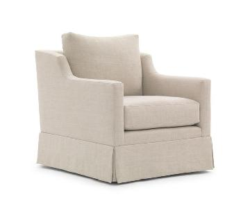Mitchell Gold + Bob Williams Gigi Return Swivel Chair