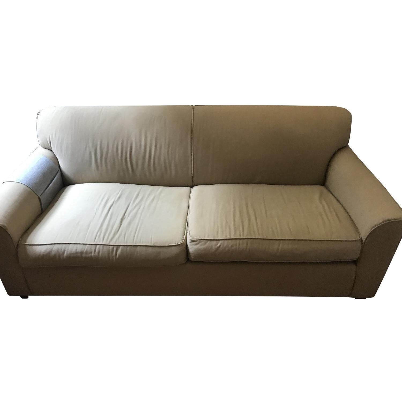 Jennifer Convertibles Off White Sleeper Sofa