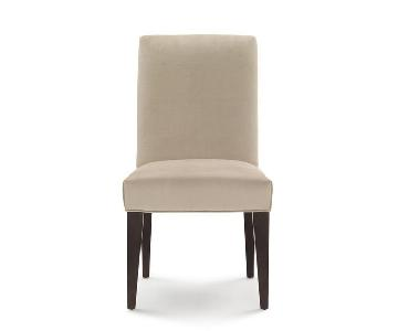 Mitchell Gold + Bob Williams Fulmer-Taupe Anthony Side Chair