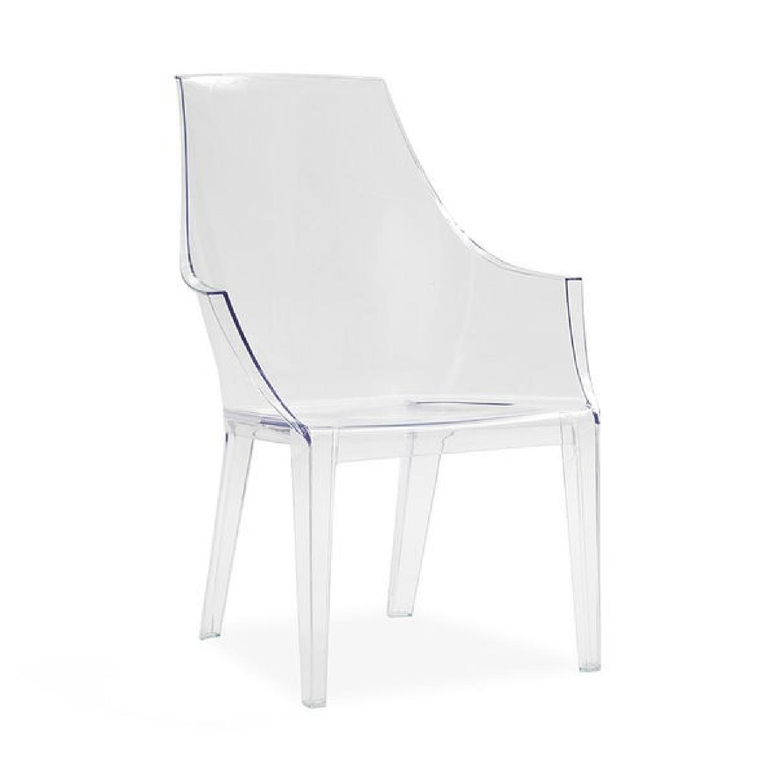 Mitchell Gold + Bob Williams Clair Clear Chair
