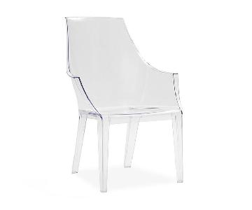 Mitchell Gold + Bob Williams Clair Clear Chair