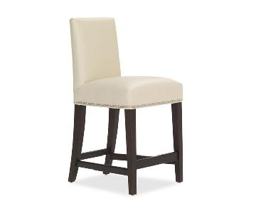 Mitchell Gold + Bob Williams Anthony Leather Counter Stool