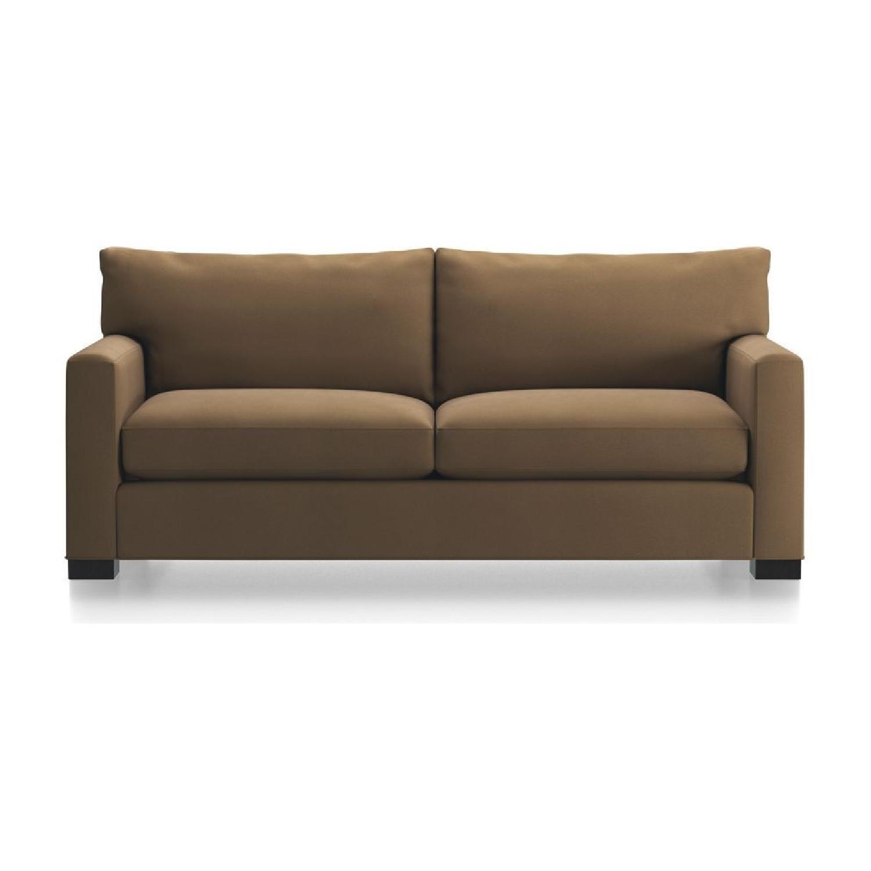Crate & Barrel Axis II 2-Seat Sofa - AptDeco