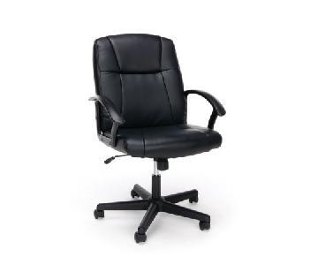 OFM Essentials ESS-6000 Ergonomic Leather Executive Chair