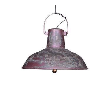 DesignGallerie Tucson Round Pendant Lamp