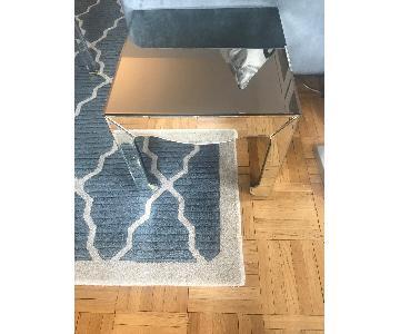 Bungalow 5 Jordan Mirrored Side Table