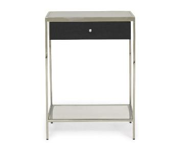Mitchell Gold + Bob Williams Manning 1 Drawer Side Table