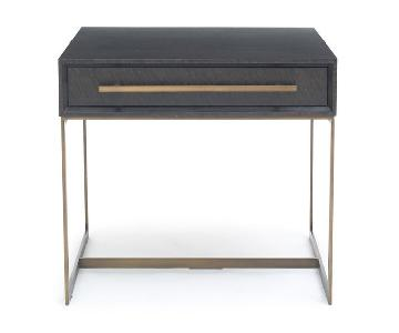 Mitchell Gold + Bob Williams Allure 1 Drawer Side Table