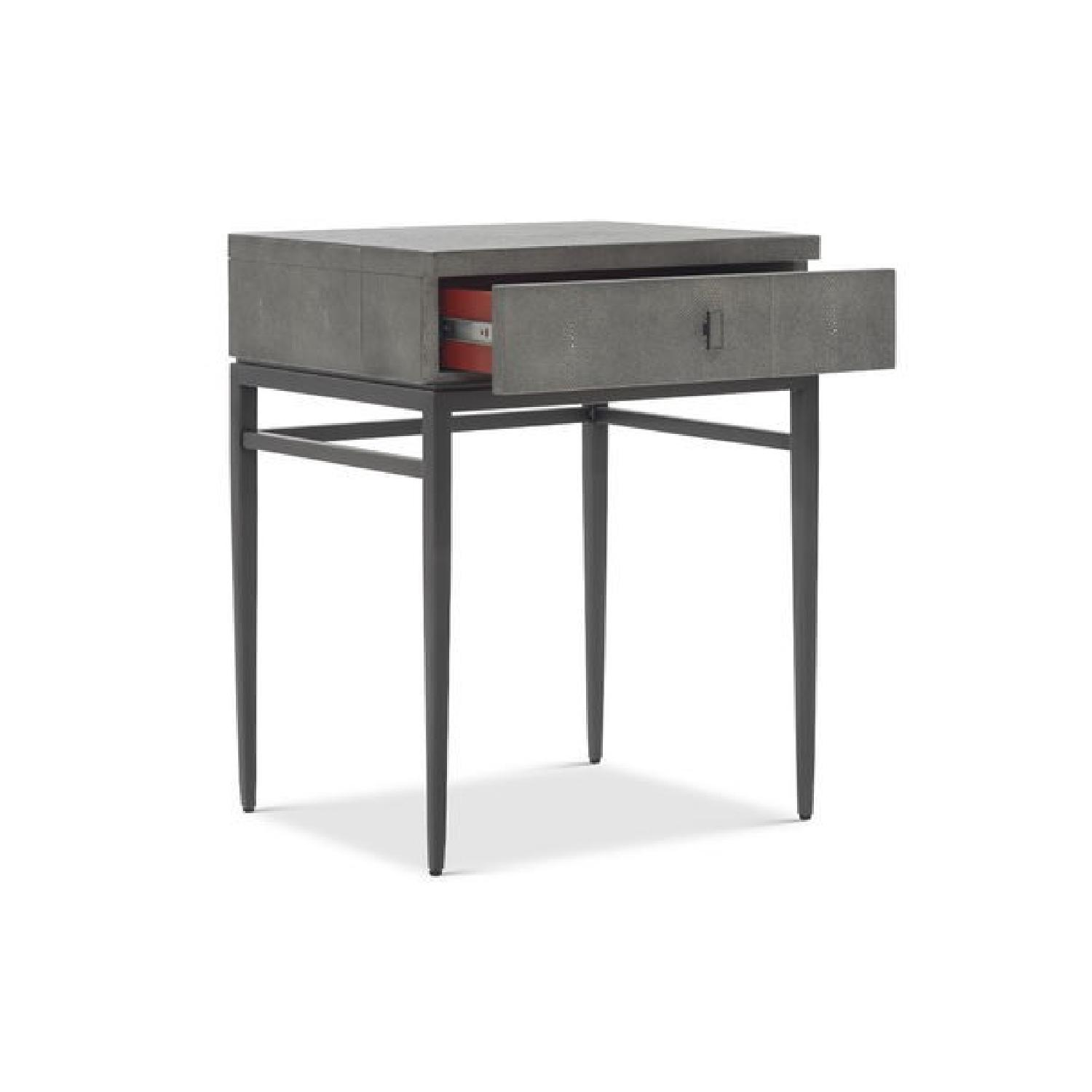 Mitchell Gold + Bob Williams Solange Side Table in Gray-0