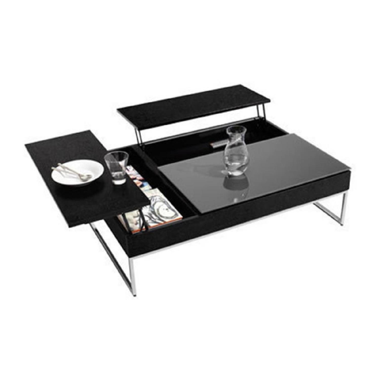 Boconcept Chiva Functional Coffee Table W Storage
