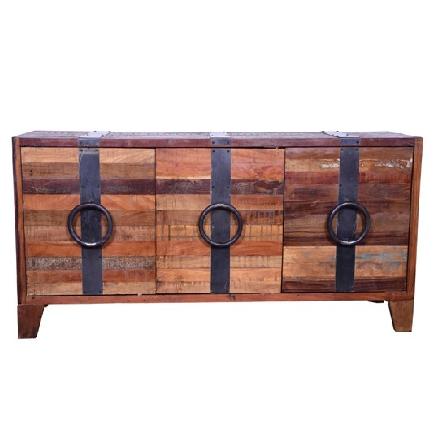 hand sideboard off tv dawes second panel barn barns center with media pottery