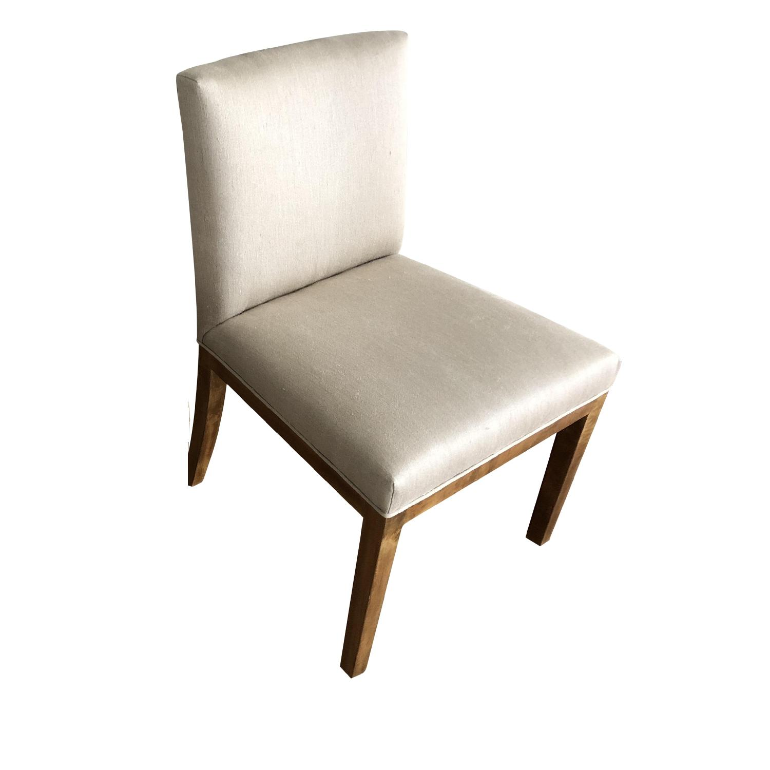 Samuel Marx Upholstered Side Chairs