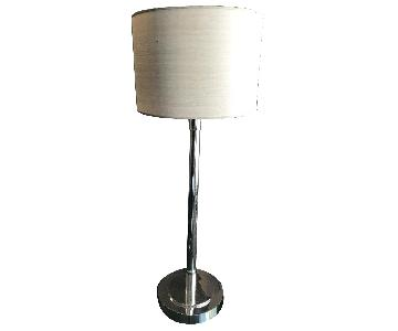 Contemporary Tall Table Lamp