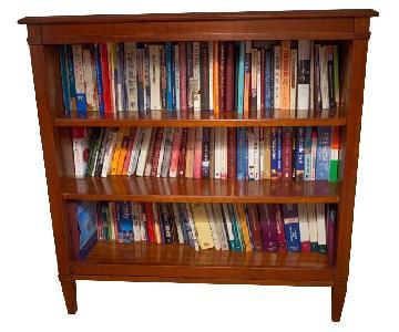 Grange Cherry Wood Bookcase