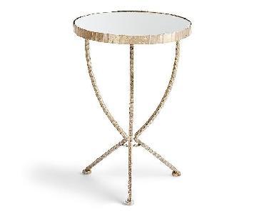 Crate & Barrel Jules Accent Table
