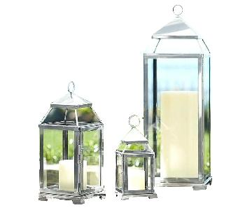 Pottery Barn Malta Lanterns