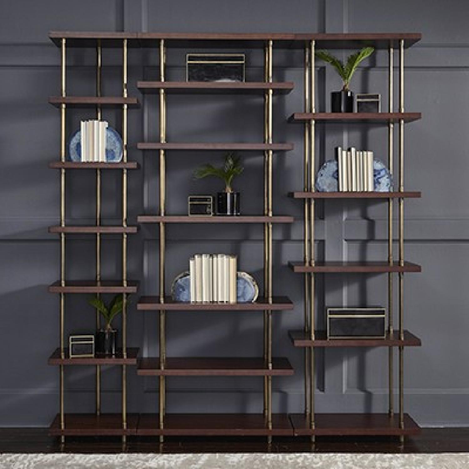 Mitchell Gold + Bob Williams Fenton Bookcase-1