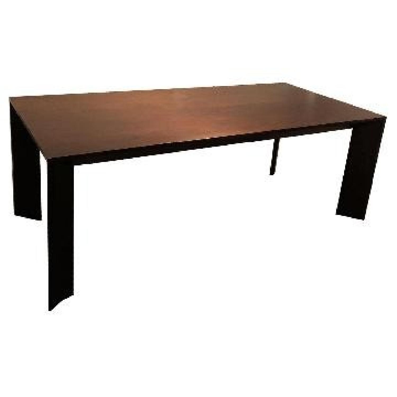 Restoration Hardware Arles Parsons Rectangular Dining Table ...