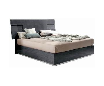 Alf 50 Shades King Size Bed