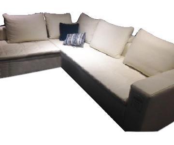 BoConcept Mezzo Corner Sectional Sofa