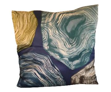 West Elm Throw Pillow Covers w/ Inserts