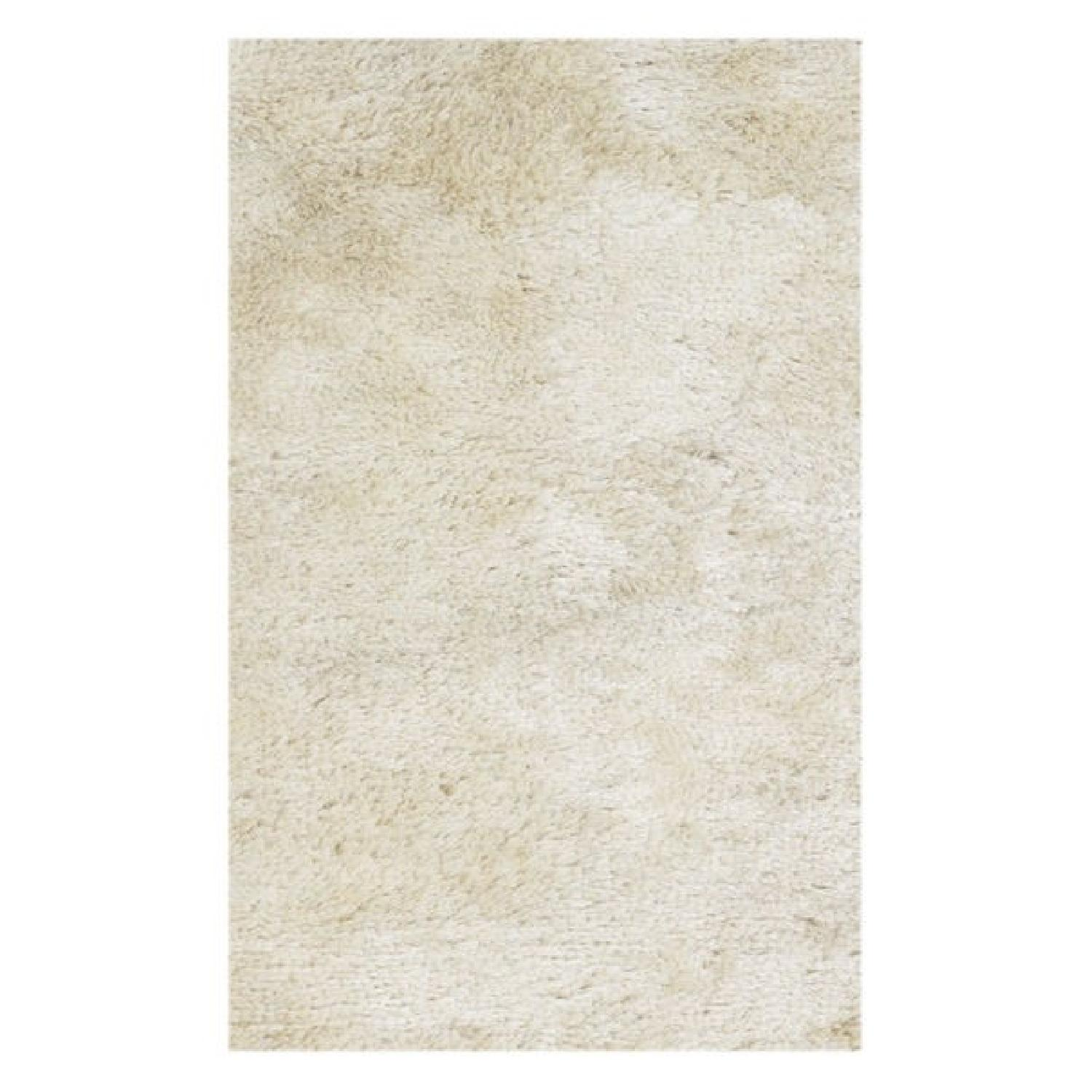 Mitchell Gold + Bob Williams Power Shag Rug in Natural