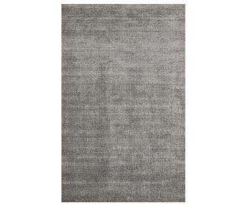 Mitchell Gold + Bob Williams Shimmer Rug in Sterling Grey