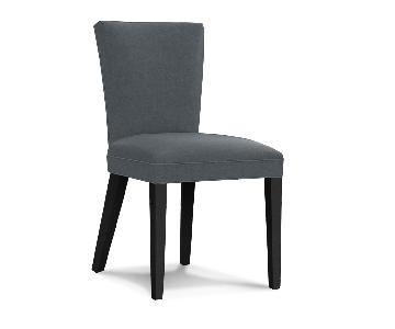 Mitchell Gold + Bob Williams Sidney Chair in Eller Slate