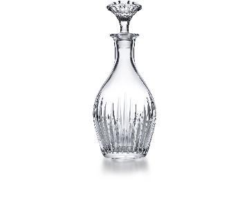 Baccarat Crystal Massena Whiskey Decanter