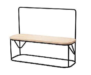 Ikea Hjartelig Bench