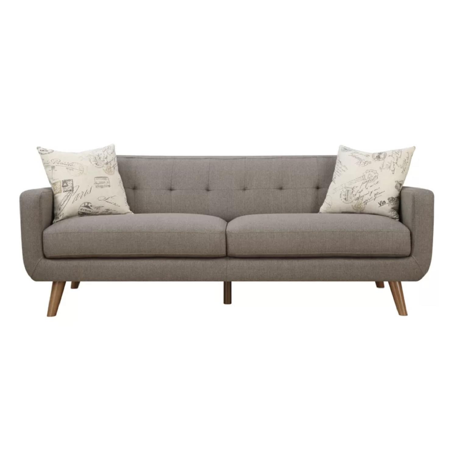Latitude Run Gaven Mid Century Sofa