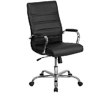 High Back Black Executive Chair