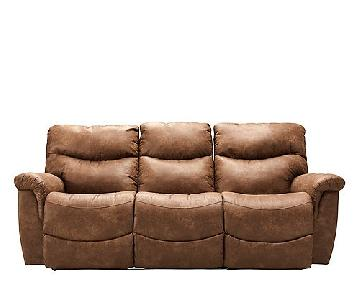 Raymour & Flanigan Power Reclining Sofa