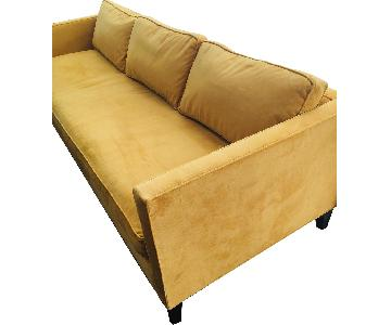 West Elm Bench Sofa