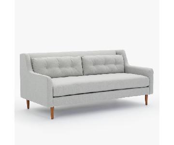 West Elm Crosby Mid Century Sofa