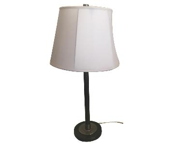 Crate & Barrel Table Lamp