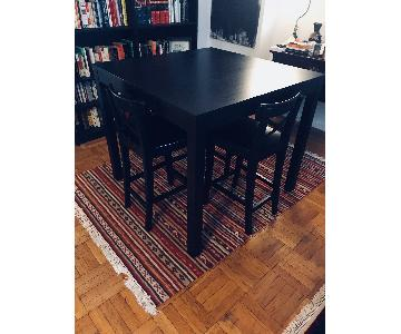 Ikea 5-Piece Bar Height Dining Set