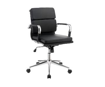 Brayden Studio Black Desk Chair
