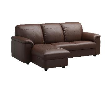 Ikea Timsfors 3 Seat Sectional Sofa w/ Chaise