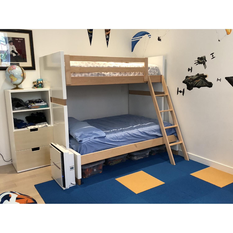 ... Room U0026 Board Moda Twin Over Full Kids Bunk Bed 2 ...
