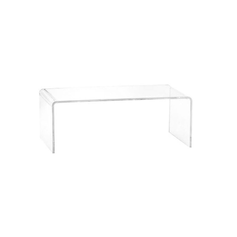 Amazing Ikea Acrylic Coffee Table ...