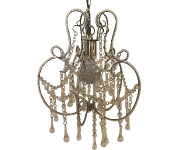 ABC Carpet and Home Crystal Chandelier
