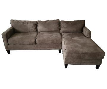 Rowe Furniture 2-Piece Sectional Sofa