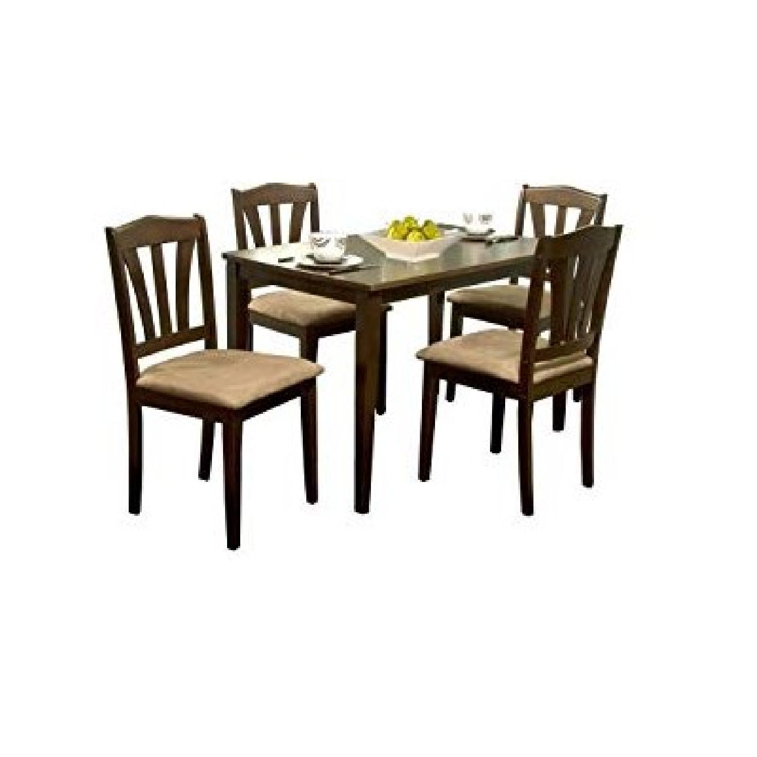 Metropolitan 5 Piece Dining Set ...