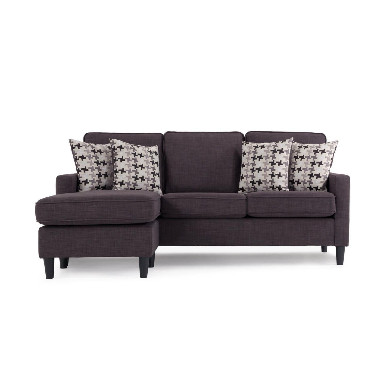 Bobu0027s Reversible Sectional Sofa ...