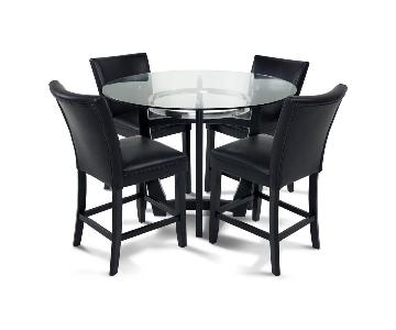 Bob's Matinee 5-Piece Dining Set