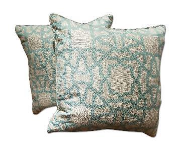 Ethan Allen Custom Made Pillows