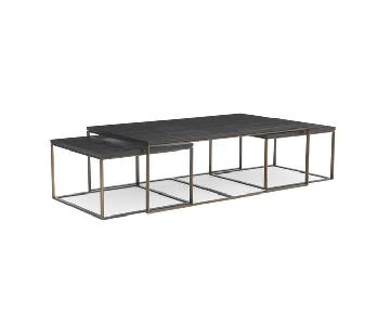 Mitchell Gold + Bob Williams Allure Rectangle Nesting Tables