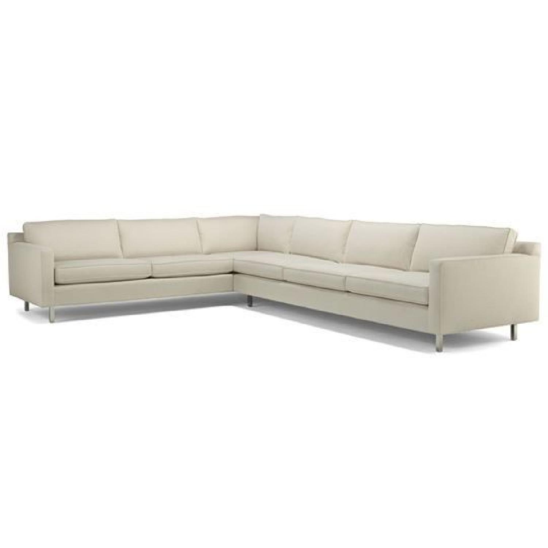 Mitchell Gold + Bob Williams Hunter Sectional Sofa